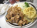 Ginger friend pork 20110817.jpg