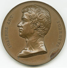 Giobert medal by Galeazzi - avers.jpg
