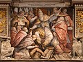 Giorgio Vasari, Scomunica di Federico II da parte di Gregorio IX, 1572-73, 03.jpg