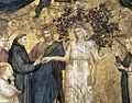 Giotto di Bondone - Franciscan Allegories - Allegory of Poverty (detail) - WGA09094.jpg