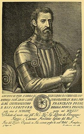 Image illustrative de l'article Giovanni da Verrazzano