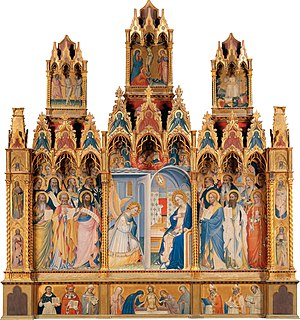 Polyptych of the Annunciation