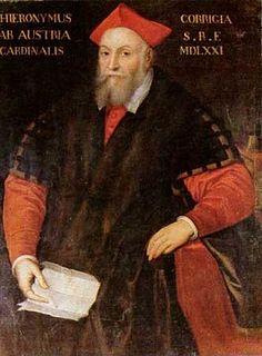 Girolamo di Corregio Italian cardinal