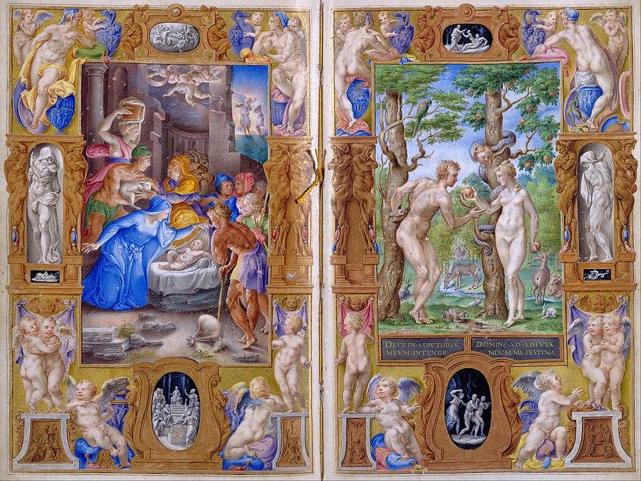 Giulio Clovio - Farnese Hours - Google Art Project