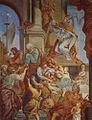 Giulio Quaglio - Sveti Nikolaj reši meščane Mire pred lakoto.jpg