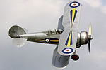 Gloster Gladiator - Shuttleworth Spring Airshow 2009 (3498184828).jpg