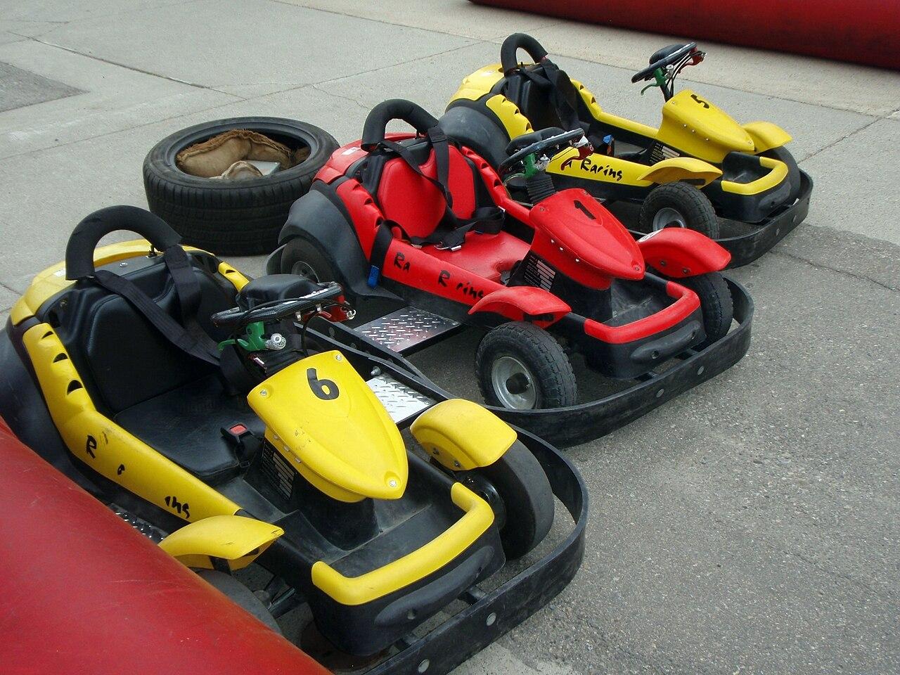 Go Kart Racing Rhode Island