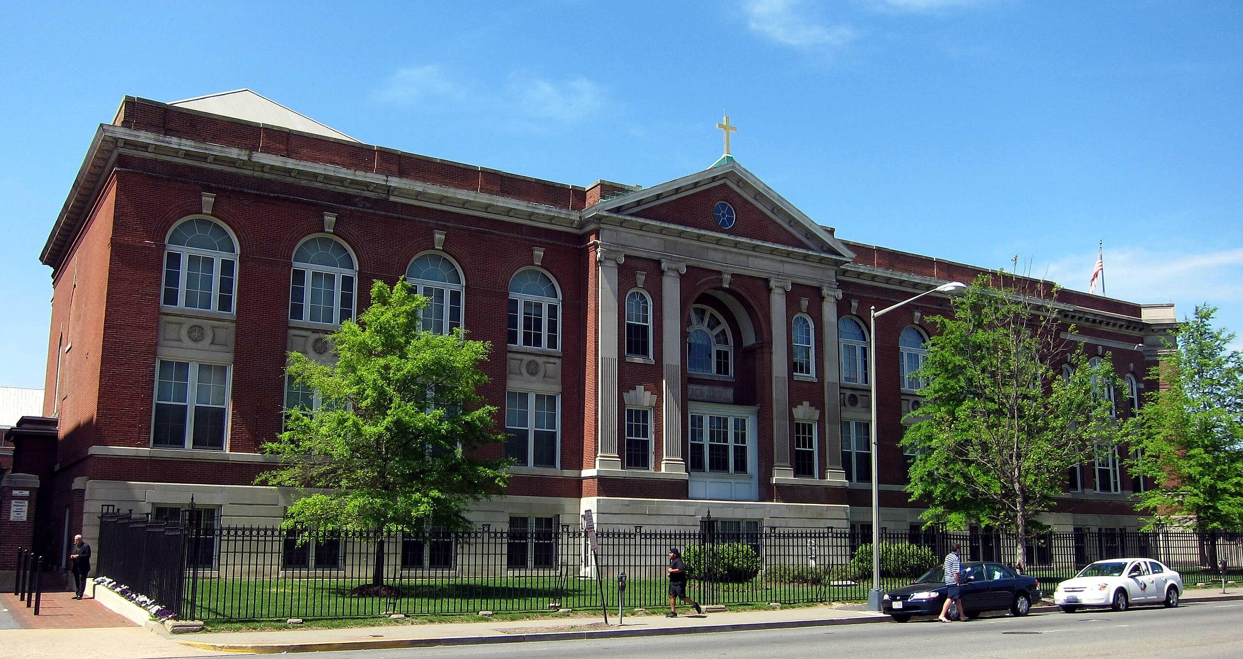 Gonzaga College High School - Washington, D.C..JPG
