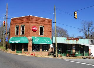Goodwater, Alabama Town in Alabama, United States