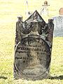 Gossar (Susanna), Brush Creek Cemetery, 2015-10-26, 01.jpg