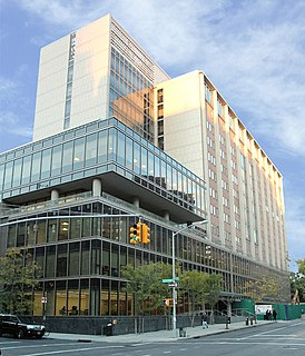 Gouverneur Health Hospital in New York, United States
