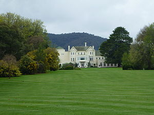 Government House, Canberra - Image: Government House, Canberra