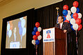 Governor of New Jersey Chris Christie at Northeaste Republican Leadership Conference June 2015 by Michael Vadon 02.jpg