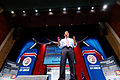 Governor of Wisconsin Scott Walker at Citizens United Freedom Summit in Greenville South Carolina May 2015 by Michael Vadon 03.jpg