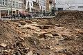Grabungen in der Hainstraße ^5 - ehemalige Tuchhalle - panoramio.jpg