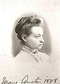Graduation photograph of American author Mary Hunter Austin, 1888.jpg