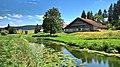 Grand'Combe-Châteleu, ferme comtoise au bord du Doubs.jpg