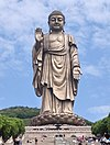 Grand Buddha at Ling Shan, China.jpg