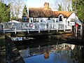 Grand Union Canal, Winkwell swing bridge - geograph.org.uk - 614785.jpg
