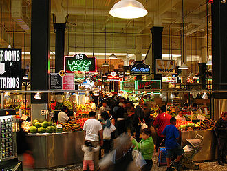 Homer Laughlin Building - Grand Central Market