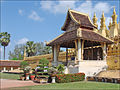 Grande porte du That Luang (Vientiane) (4346166608).jpg