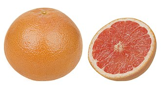 Grapefruit - Pink grapefruit