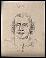 Grau; portrait. Drawing, c. 1794. Wellcome V0009242ER.jpg