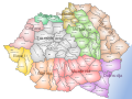 Greater Romania Historical Provinces.svg
