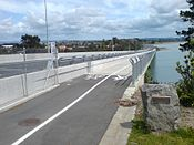Greenhithe Bridge With Memorials I.jpg