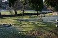 Greenwich Meridian in Lewes Cemetery - geograph.org.uk - 2309227.jpg