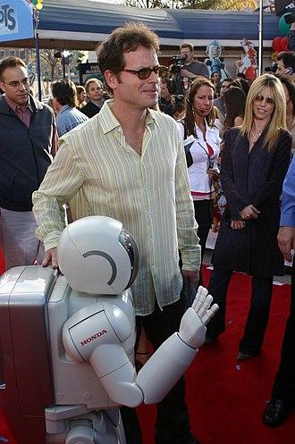 Robots (2005 film) - Image: Greg Kinnear, Robots premiere, 2005