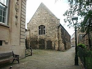 Greyfriars, Lincoln - The Greyfriars, Lincoln