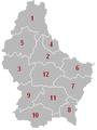 Groothertogdom LuxemburgKantons (nieuw).png