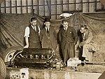 "Group inspecting the car ""F.H. Stewart Enterprise"" (4986016600).jpg"