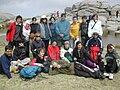 Grupo de montañistas en la cima del cerro Champaquí.JPG