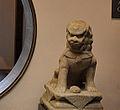 "Guardian statue at the Met's ""Emperor's Private Paradise"" exhibit.JPG"