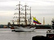 Guayas Schweden 2008