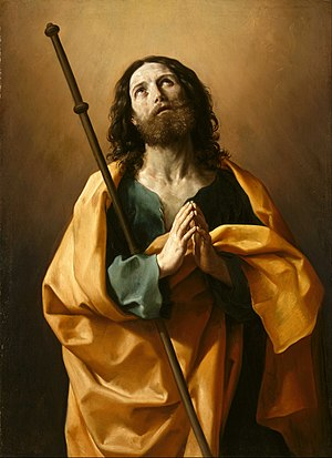 James, son of Zebedee - Saint James the Greater by Guido Reni
