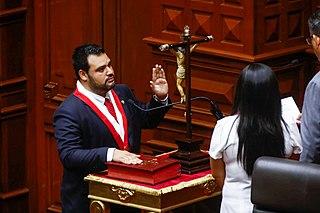 Guillermo Aliaga Peruvian politician