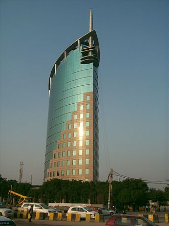 Cyber City, Gurgaon - Gateway Tower in Cyber City