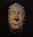 Gustav III. von Schweden, Totenmaske.JPG