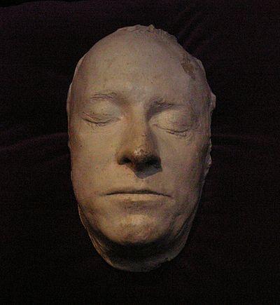 Gustav III dödsmask