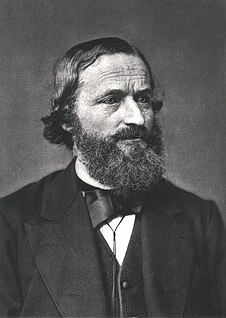 Gustav Kirchhoff German physicist