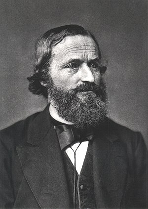 Gustav Kirchhoff - Gustav Kirchhoff