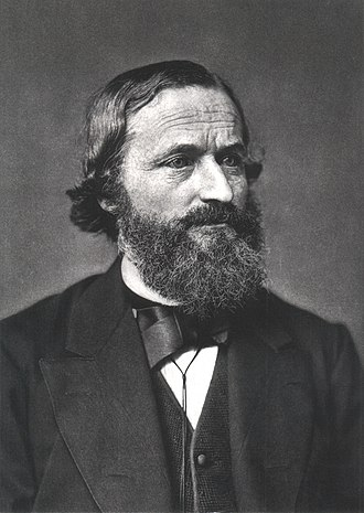 Kirchhoff's law of thermal radiation - Image: Gustav Robert Kirchhoff
