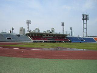 Gwangju Mudeung Stadium stadium