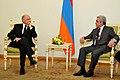 Héctor Timerman and Serzh Sargsyan 04.09.2012 Yerevan.jpg
