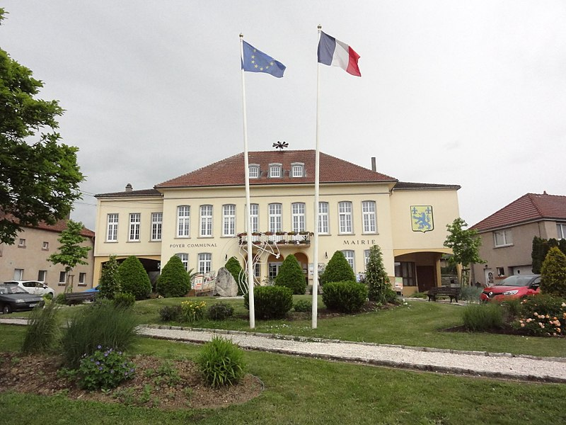 Héming (Moselle) mairie