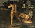 Hércules vence al rey Gerión, por Zurbarán.jpg