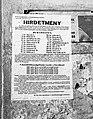 Hírdetmény a zsidó tulajdonban lévő rádiókészülékek beszolgáltatásáról, 1944 Budapest Fortepan 72695.jpg